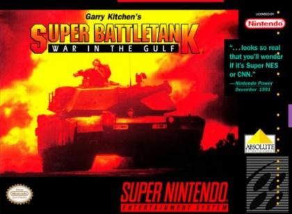 Garry Kitchen's Super Battletank : War in the Gulf [USA] image