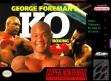 logo Emulators George Foreman's KO Boxing [USA]