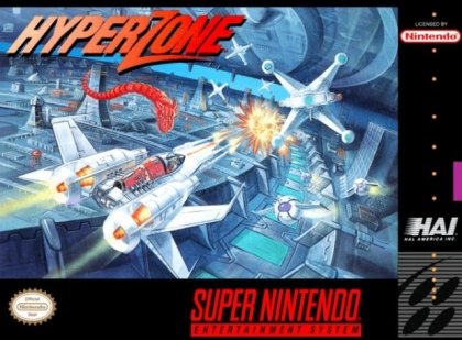 HyperZone [Japan] image