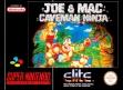 Логотип Emulators Joe & Mac : Caveman Ninja [Europe]