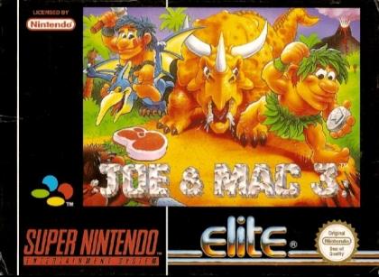 Joe & Mac 3 : Lost in the Tropics [Europe] image