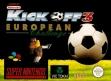 logo Emuladores Kick Off 3 : European Challenge [Europe]