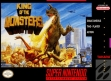 Logo Emulateurs King of the Monsters [Europe]