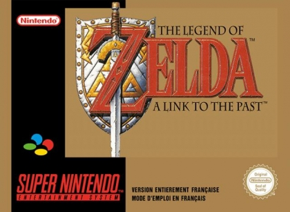 The Legend of Zelda : A Link to the Past [Europe] image