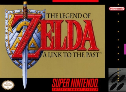 The Legend of Zelda : A Link to the Past [USA] image