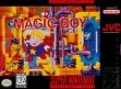 Логотип Emulators Magic Boy [USA]