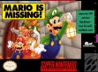 logo Emuladores Mario Is Missing! [France]
