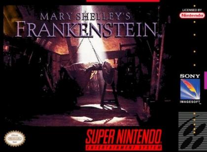 Mary Shelley's Frankenstein [USA] (Beta) image