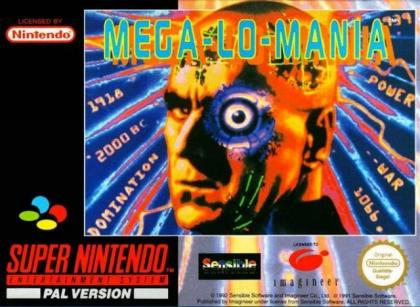 Mega-lo-Mania [Europe] image
