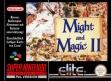 Логотип Emulators Might and Magic II [Europe]