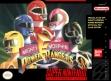 Логотип Emulators Mighty Morphin Power Rangers [USA]