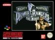 logo Emulators Mighty Morphin Power Rangers : The Movie [Europe]