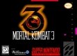 Logo Emulateurs Mortal Kombat 3 [USA]
