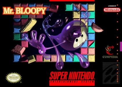 Mr. Bloopy : Saves the World [USA] (Proto) image