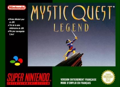 Mystic Quest Legend [Europe] image