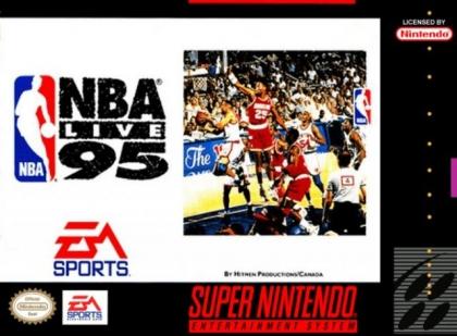 NBA Live 95 [USA] image