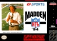 logo Emulators NFL Pro Football '94 [Japan]