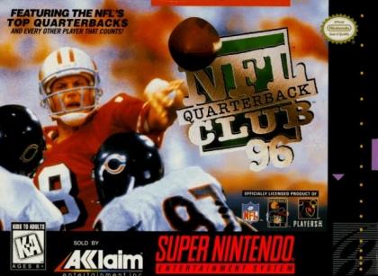 NFL Quarterback Club 96 [USA] (Beta) image