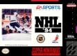 logo Emuladores NHL Pro Hockey '94 [Japan]