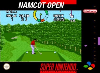 Namcot Open [Japan] image