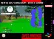 logo Emulators New 3D Golf Simulation : Devil's Course [Japan]