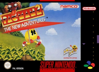 Pac-Man 2 : The New Adventures [Europe] image