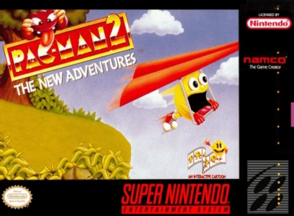 Pac-Man 2 : The New Adventures [Germany] image
