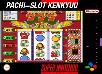 Pachi-Slot Kenkyuu [Japan] image