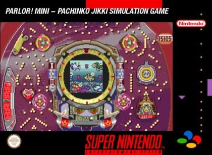 Parlor! Mini : Pachinko Jikki Simulation Game [Japan] image