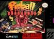 Логотип Emulators Pinball Fantasies [Europe]