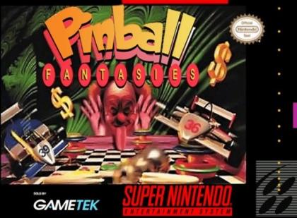 Pinball Fantasies [USA] image