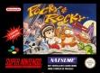 Logo Emulateurs Pocky & Rocky [Europe]