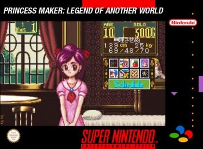 Princess Maker : Legend of Another World [Japan] image