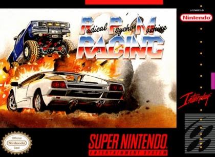 Radical Psycho Machine Racing [USA] image