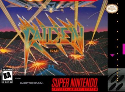 Raiden Densetsu [Japan] image