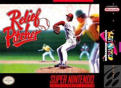 Relief Pitcher [USA] (Beta) image
