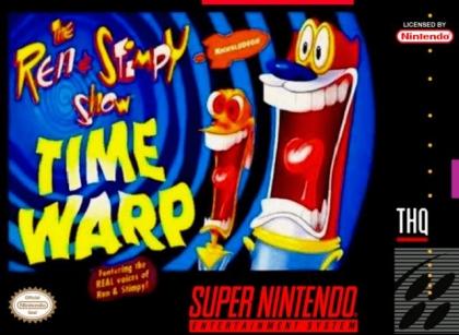 The Ren & Stimpy Show : Time Warp [USA] image