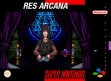 Логотип Emulators Res Arcana : Diana Ray, Uranai no Meikyuu [Japan]