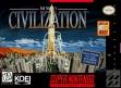 logo Emulators Sid Meier's Civilization [USA] (Beta)
