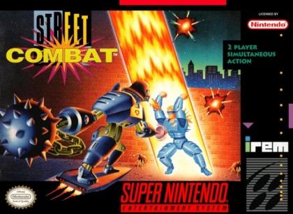 Street Combat [USA] image