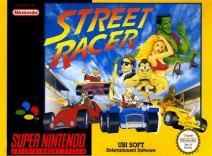 Street Racer [Europe] image