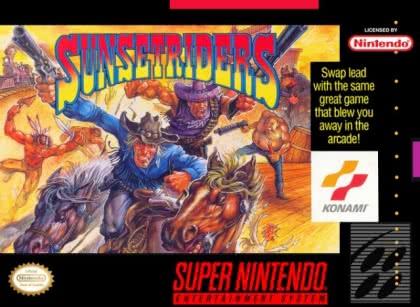 Sunset Riders [USA] image