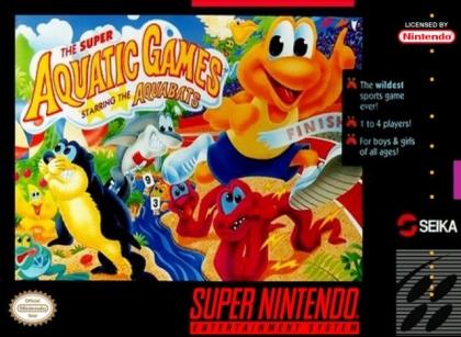 The Super Aquatic Games Starring the Aquabats [USA] image