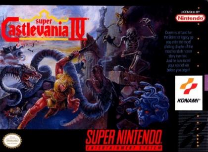 Super Castlevania IV [USA] image