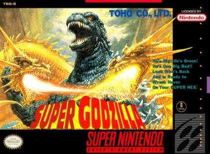 Super Godzilla [USA] image
