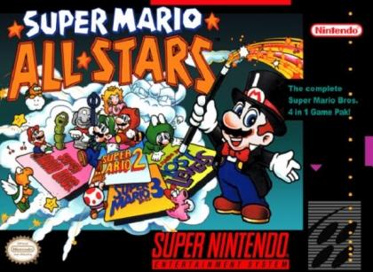Super Mario All-Stars [USA] image