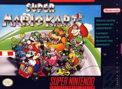 Super Mario Kart [USA] image