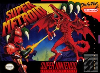 Super Metroid [USA] image