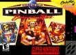 logo Emulators Super Pinball : Behind the Mask [USA]