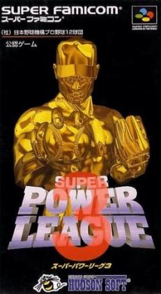 Super Power League 3 [Japan] image